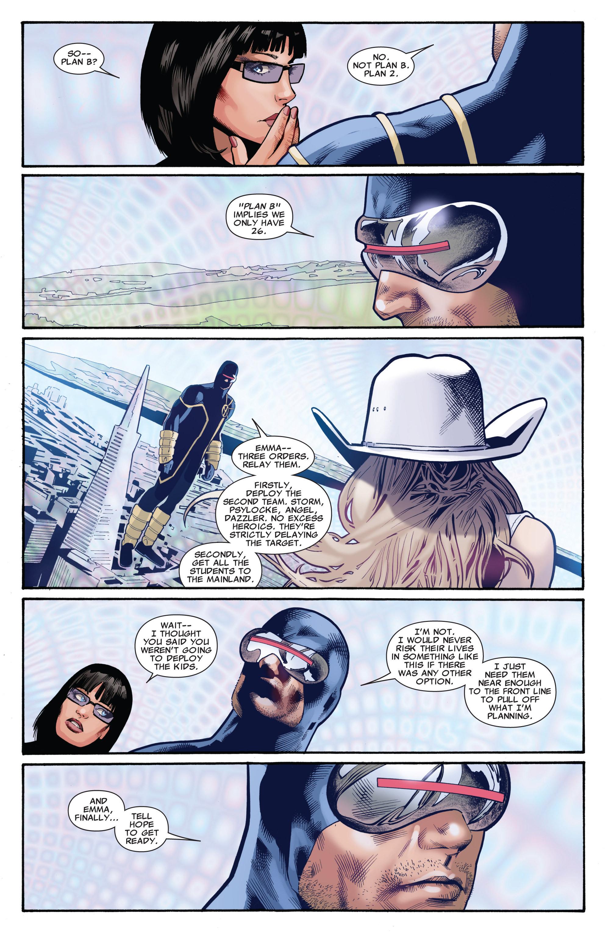 Read online Uncanny X-Men (1963) comic -  Issue #541 - 15
