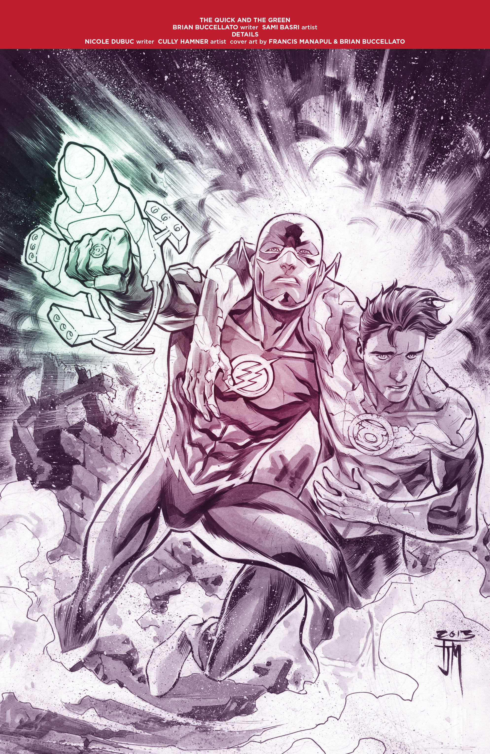 Read online The Flash (2011) comic -  Issue # _TPB 5 - 6