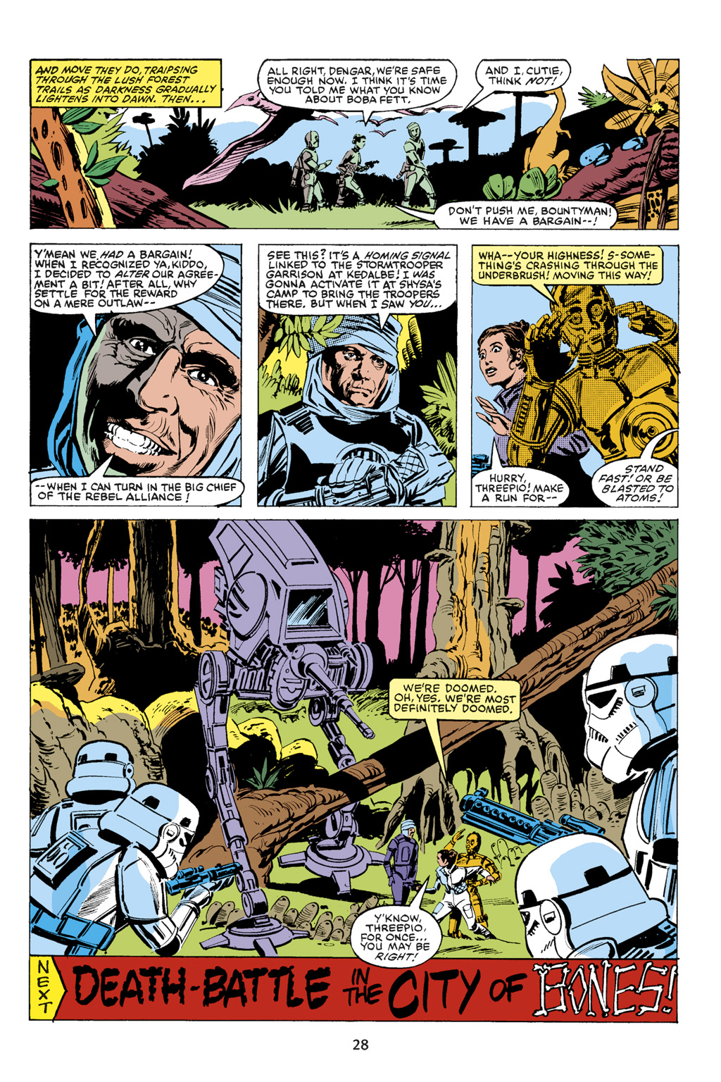 Read online Star Wars Omnibus comic -  Issue # Vol. 18 - 24