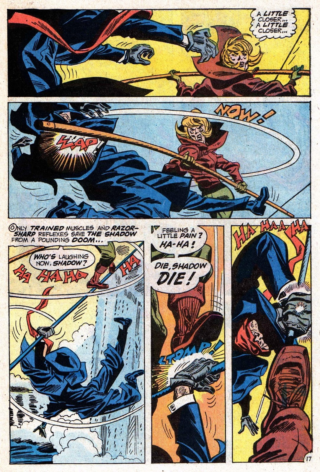 The Shadow (1973) issue 9 - Page 26