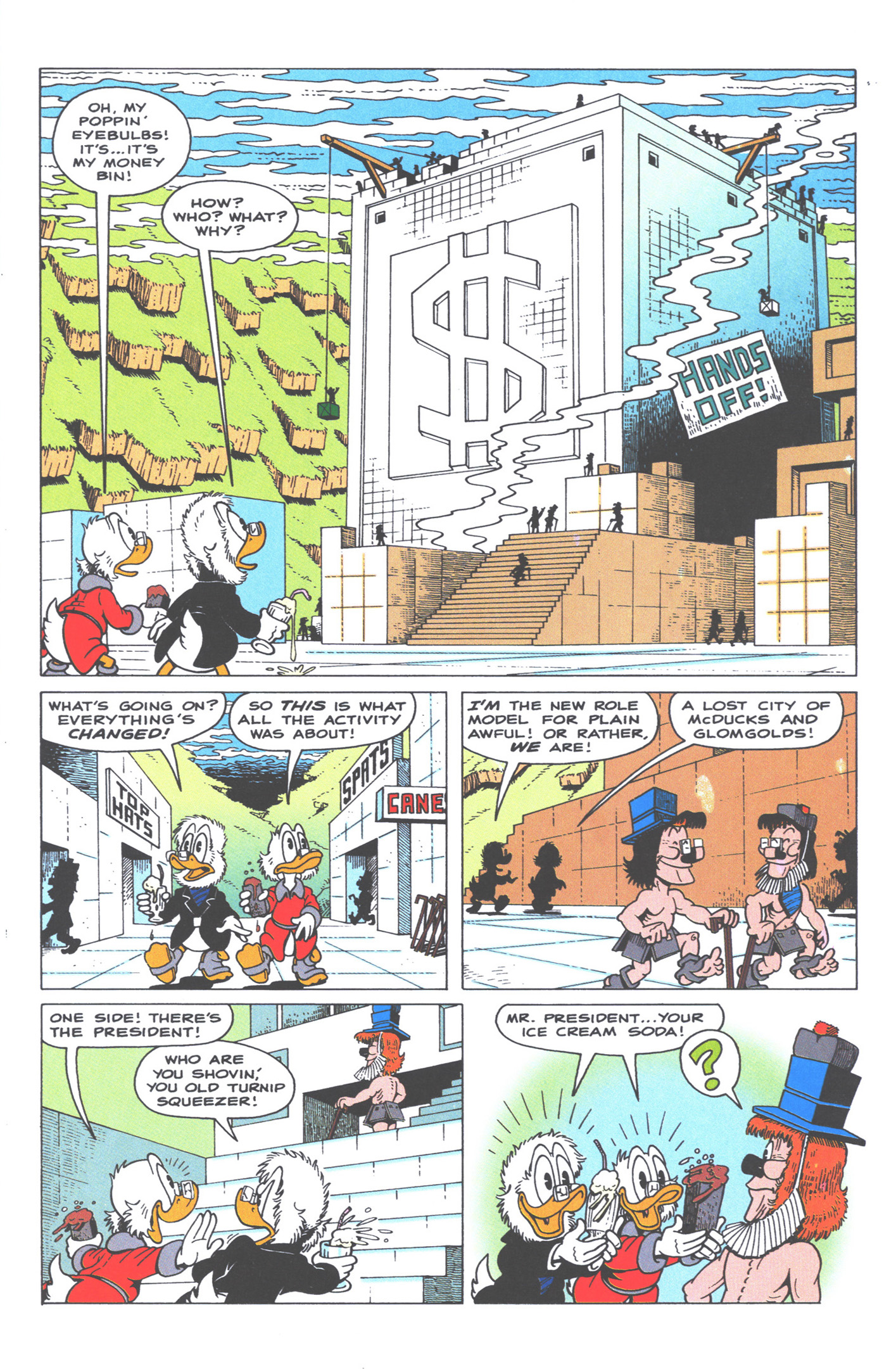 Read online Uncle Scrooge (1953) comic -  Issue #362 - 27