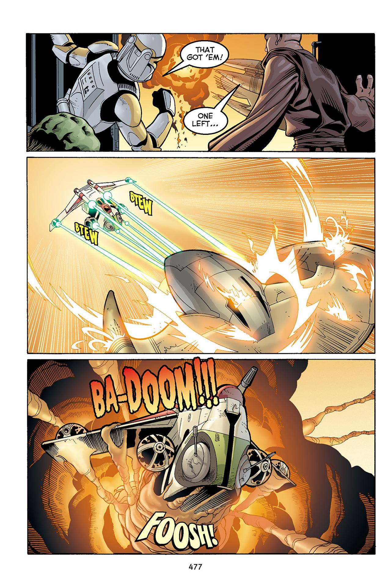 Read online Star Wars Omnibus comic -  Issue # Vol. 10 - 470