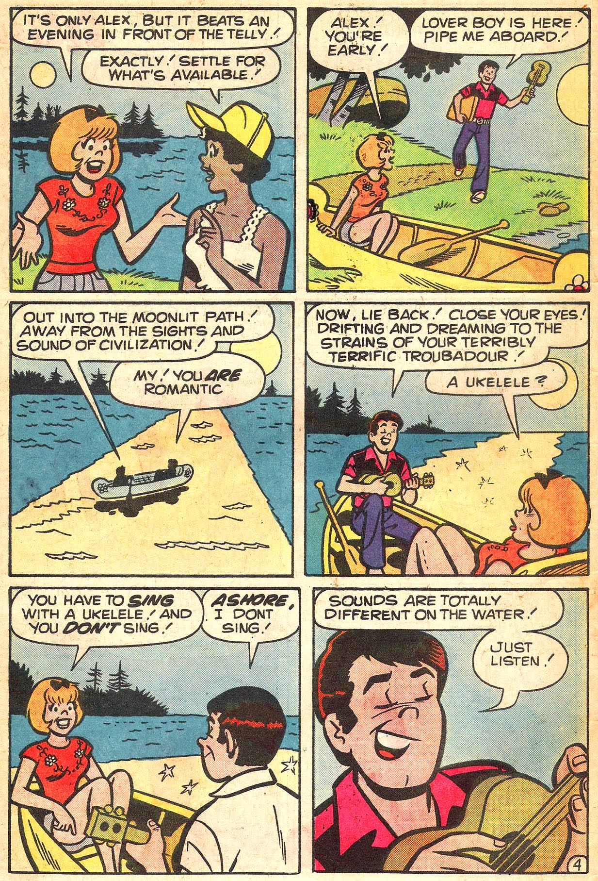 Read online She's Josie comic -  Issue #96 - 6