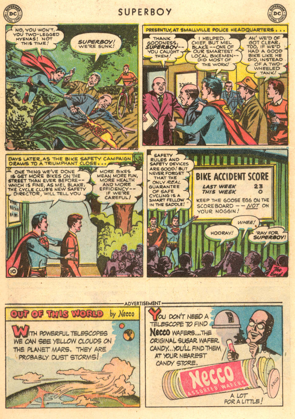 Superboy (1949) issue 20 - Page 22