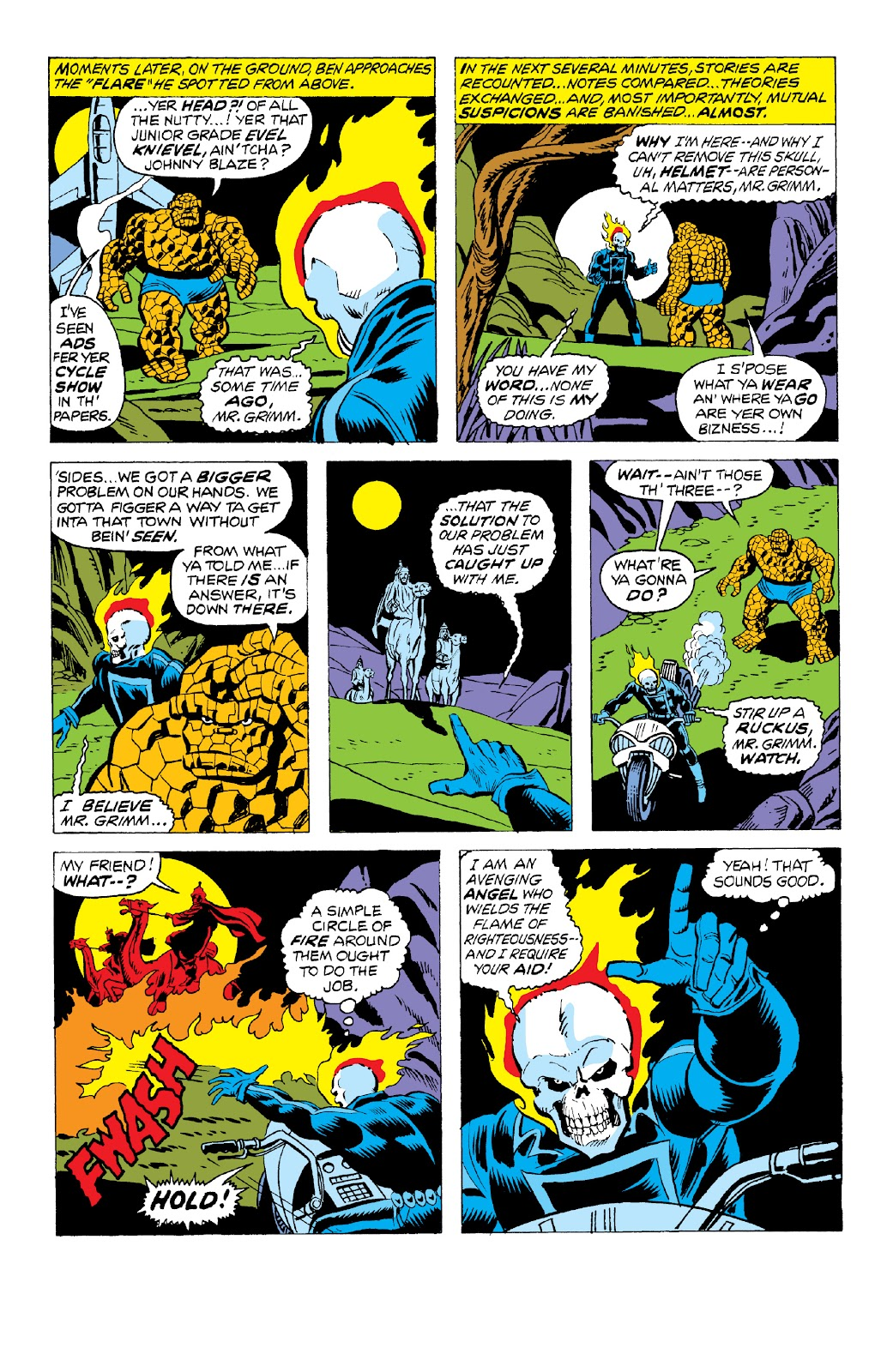 Read online Marvel Two-In-One Epic Collection: Cry Monster comic -  Issue # TPB (Part 2) - 90