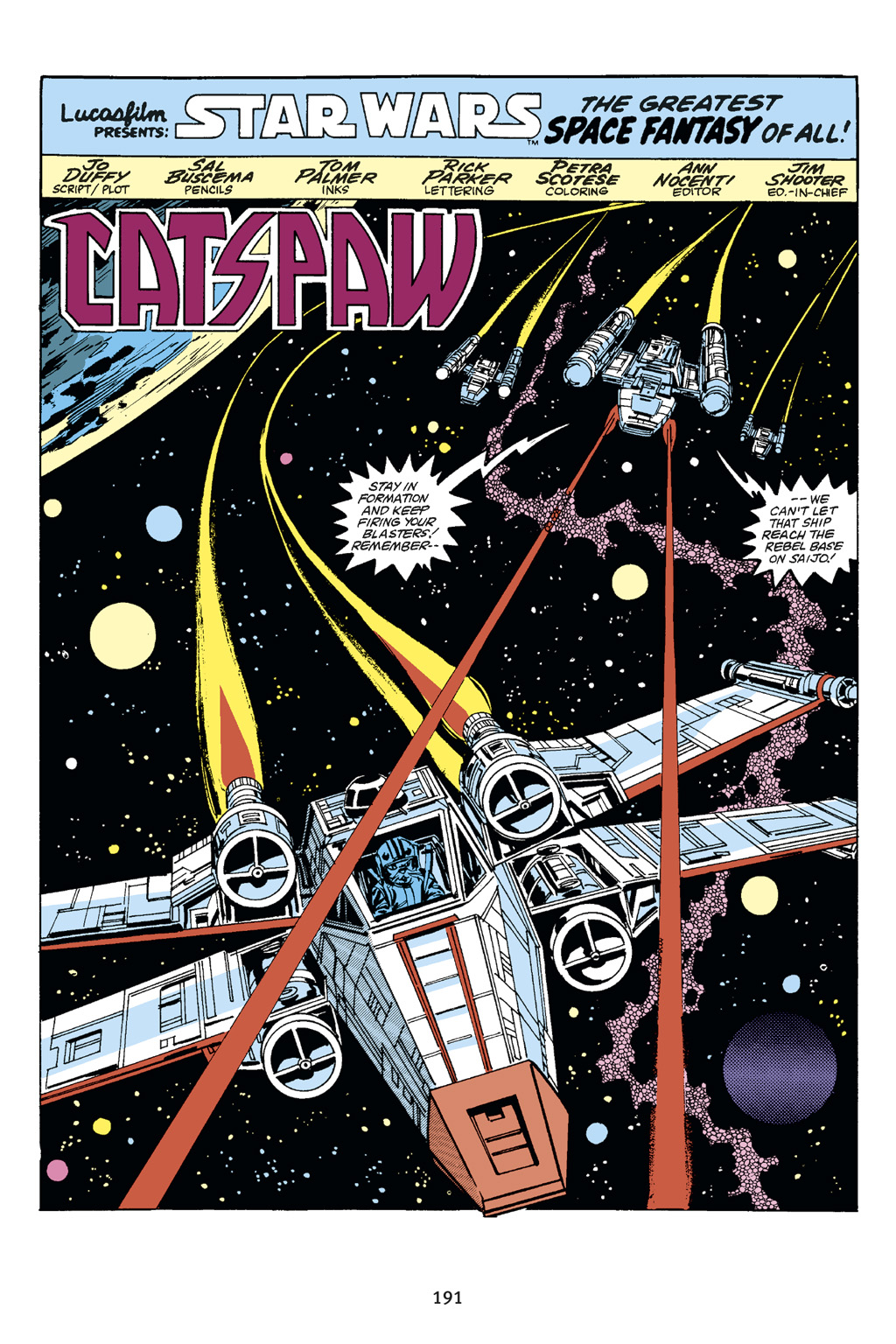 Read online Star Wars Omnibus comic -  Issue # Vol. 21 - 183