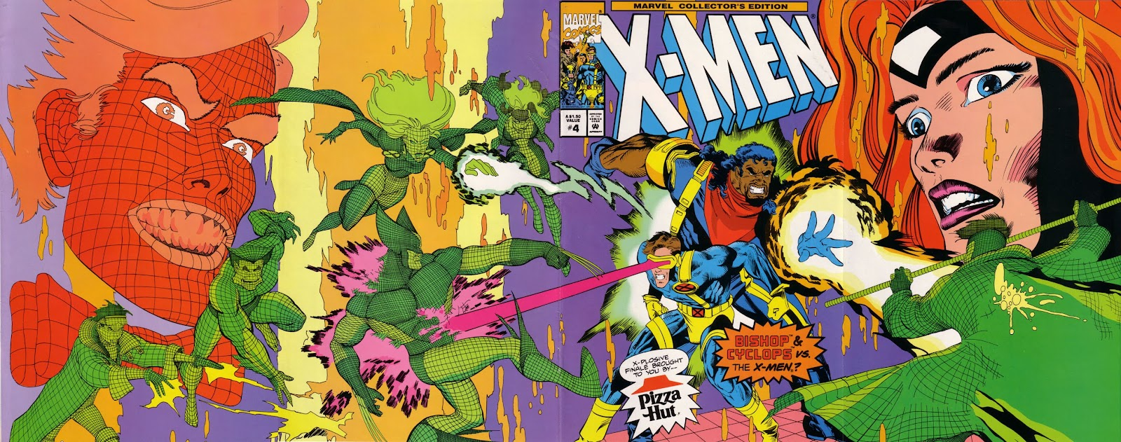 The X-Men Collectors Edition 4 Page 1