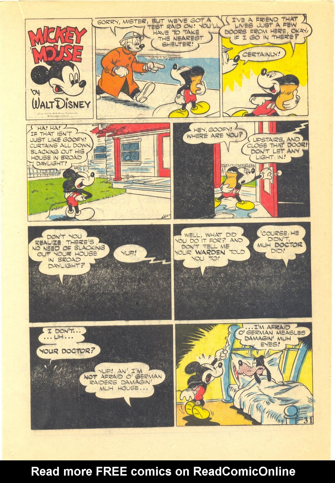 Walt Disney's Comics and Stories issue 40 - Page 33
