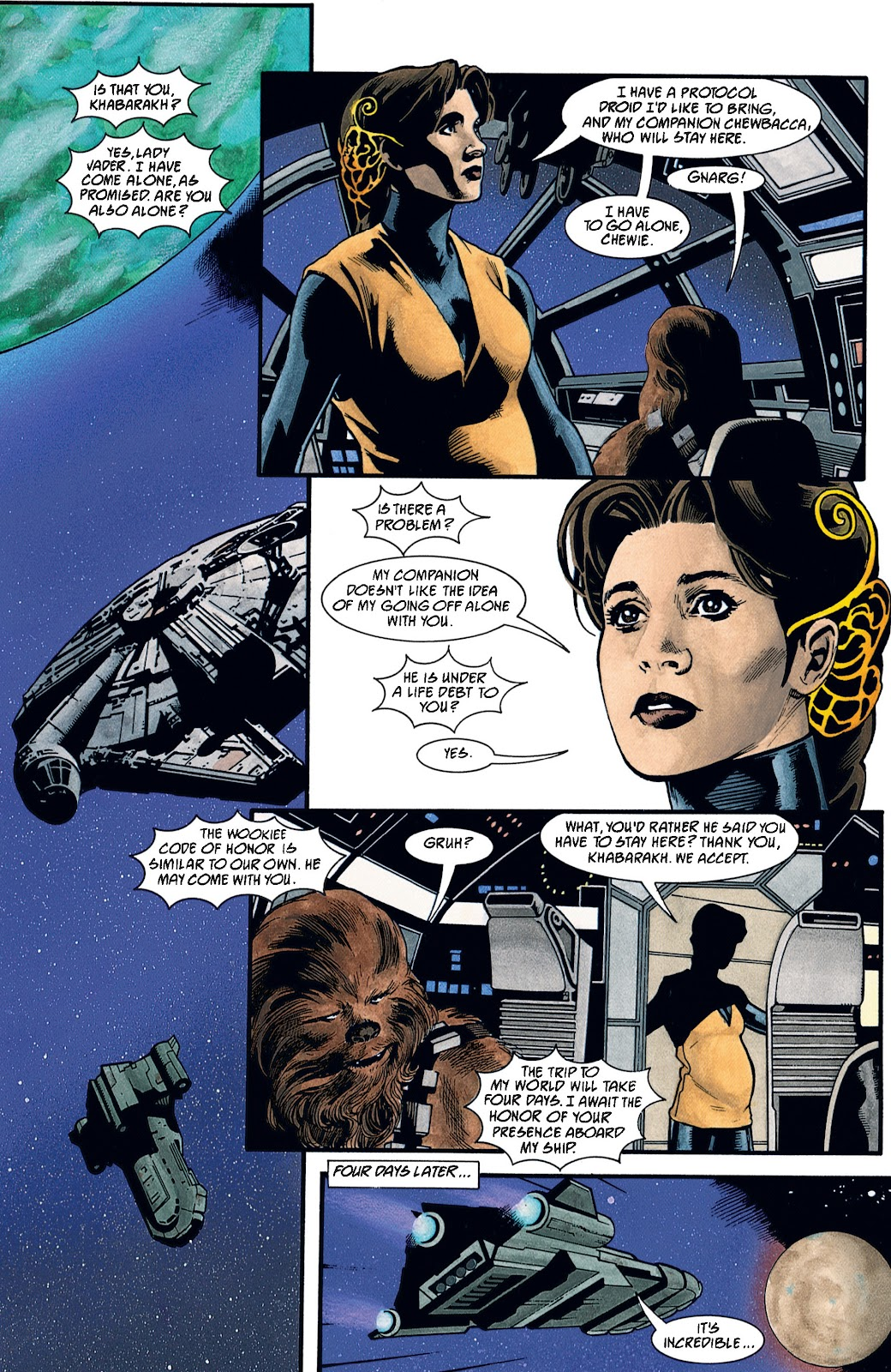 Read online Star Wars Legends: The New Republic - Epic Collection comic -  Issue # TPB 4 (Part 2) - 90