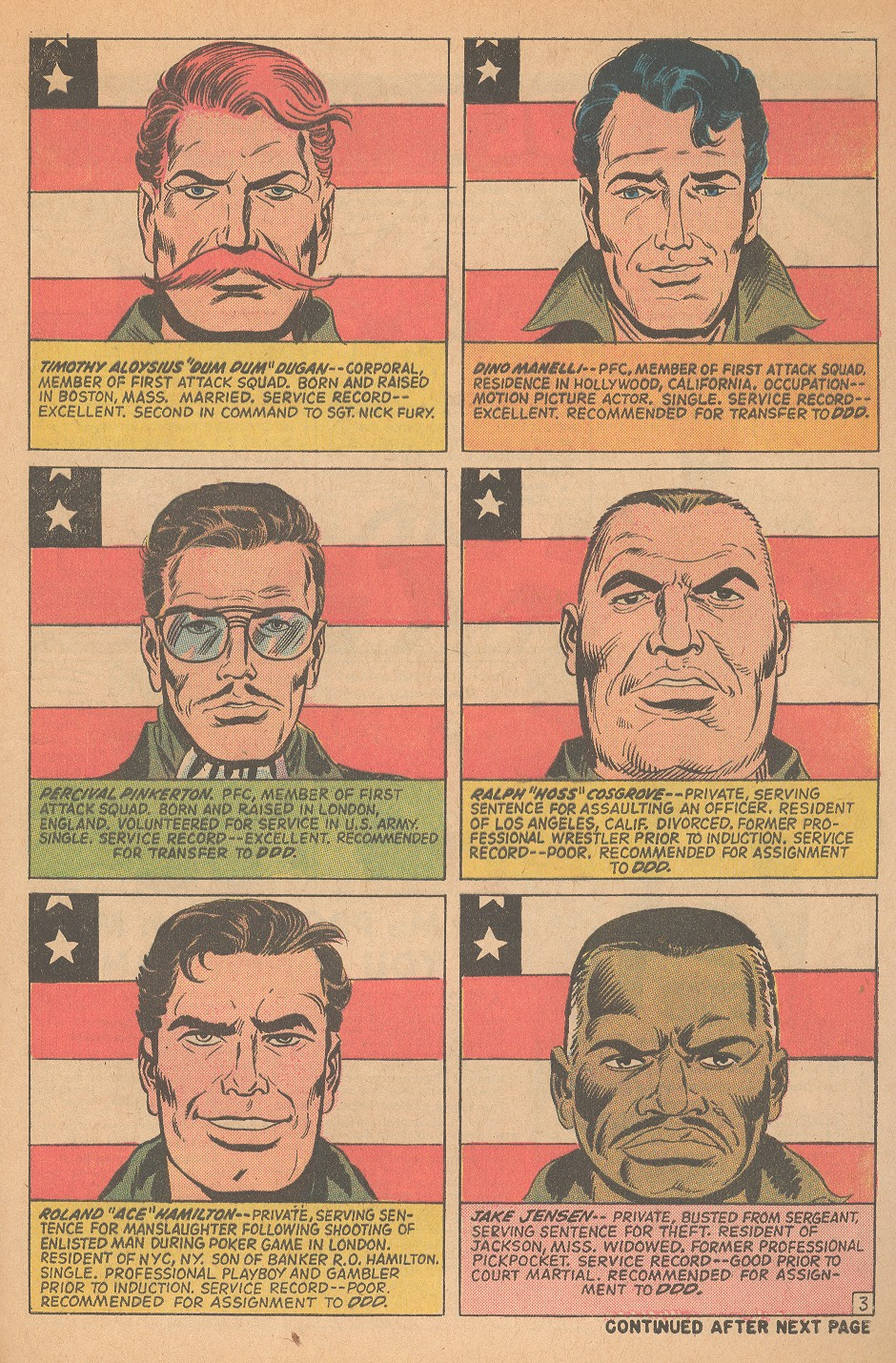Read online Sgt. Fury comic -  Issue #98 - 5