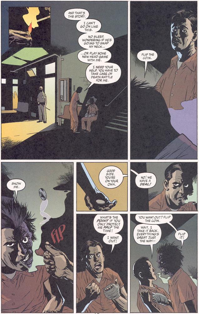 Read online Arkham Asylum: Living Hell comic -  Issue #2 - 20