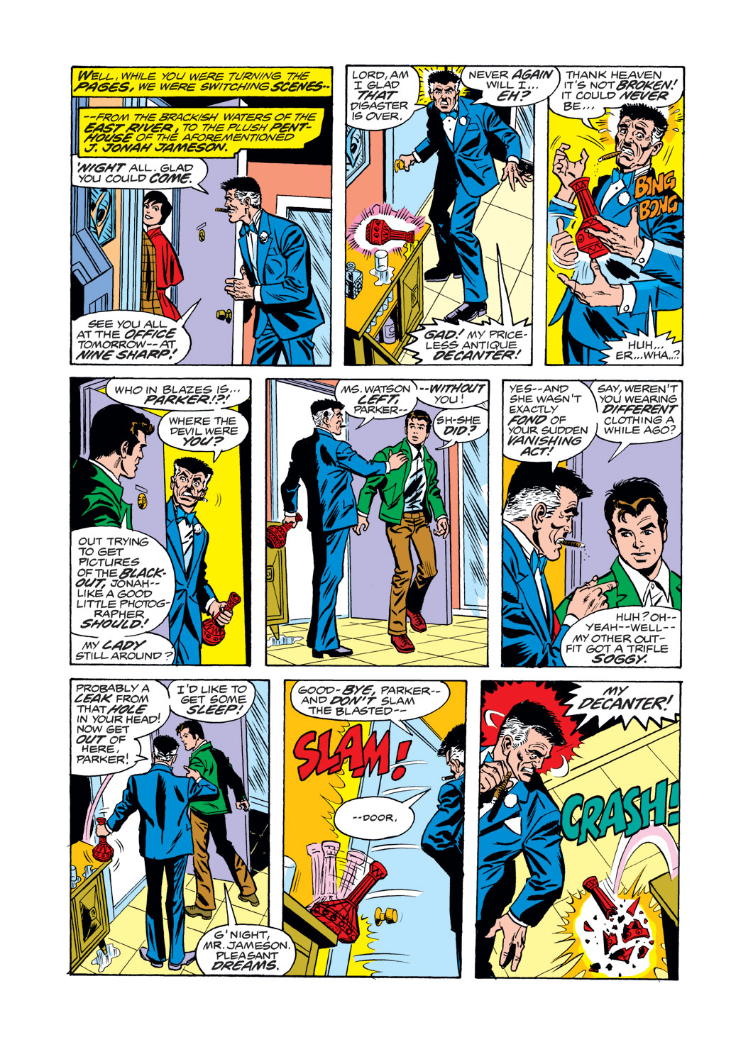The Amazing Spider-Man (1963) 152 Page 4
