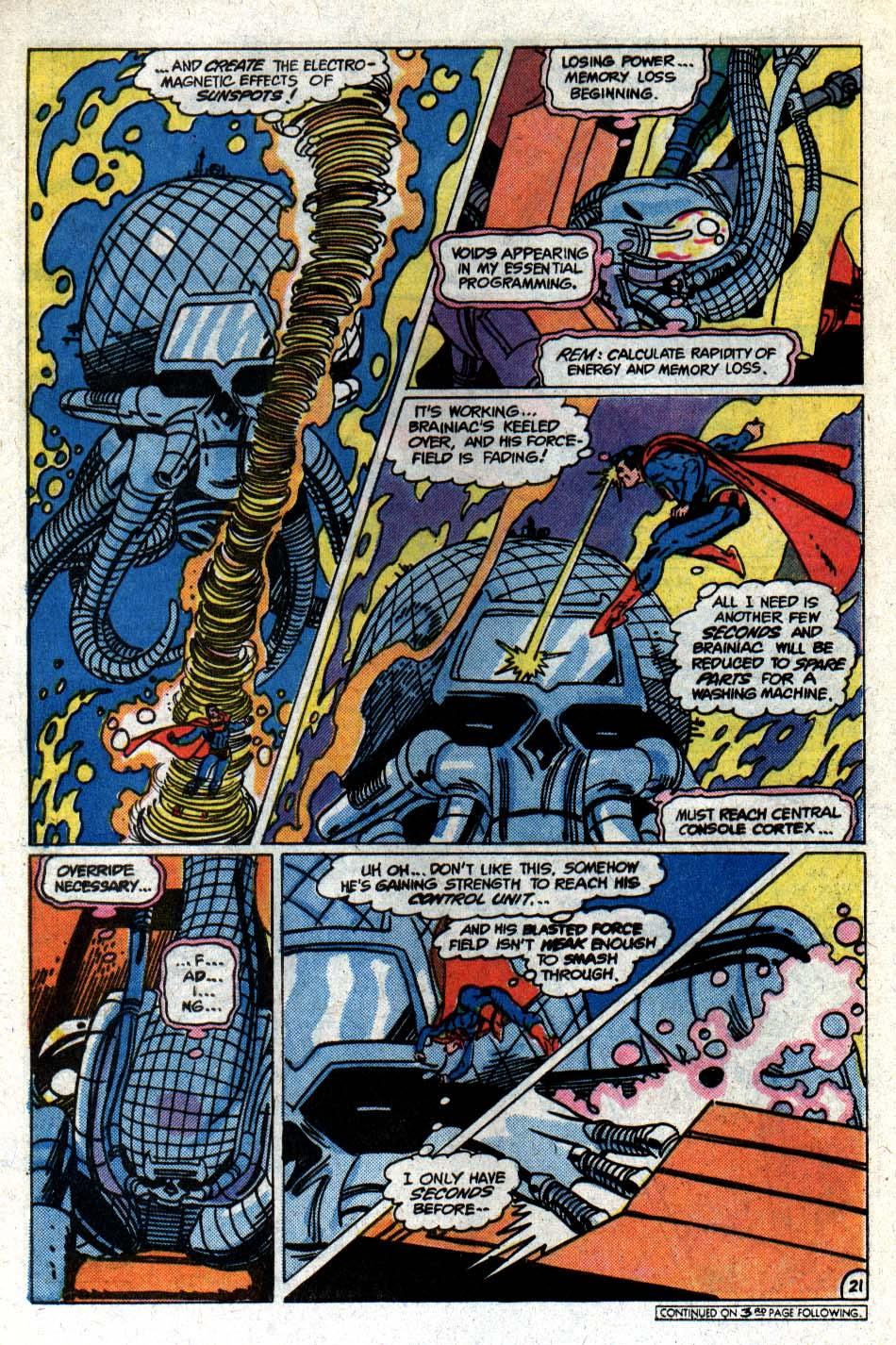 Action Comics (1938) 546 Page 21
