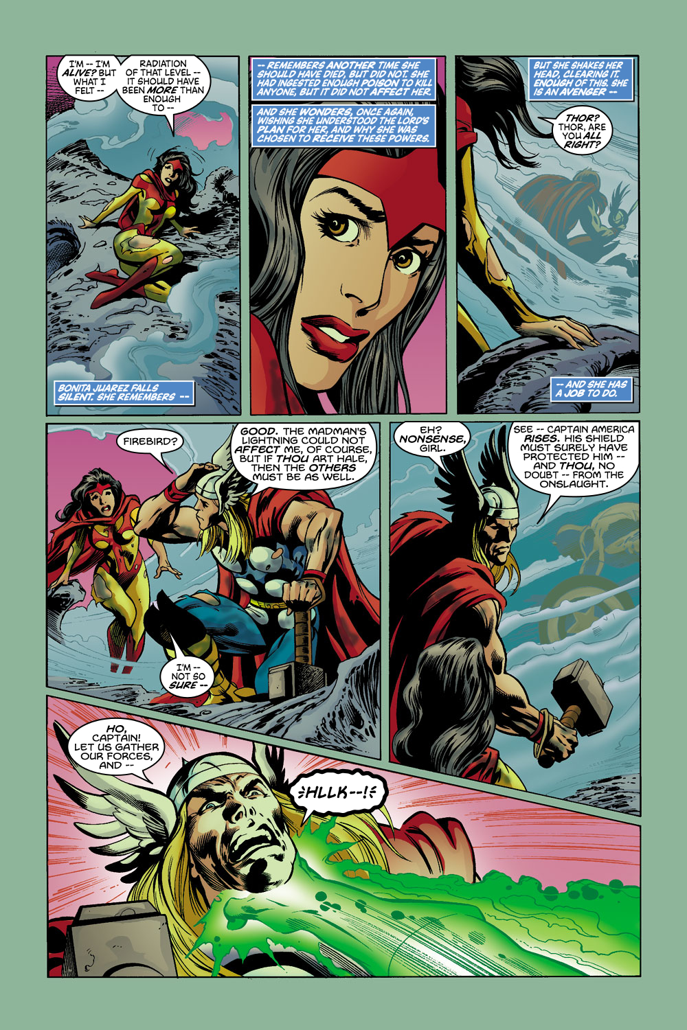 Read online Avengers (1998) comic -  Issue #43 - 22