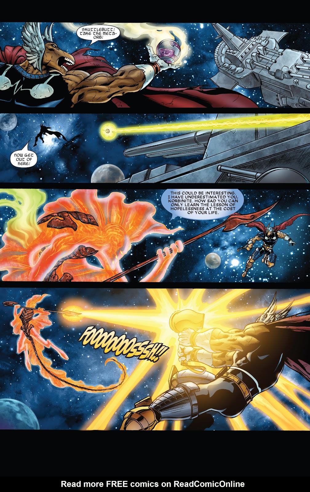 Read online Thor: Ragnaroks comic -  Issue # TPB (Part 4) - 8