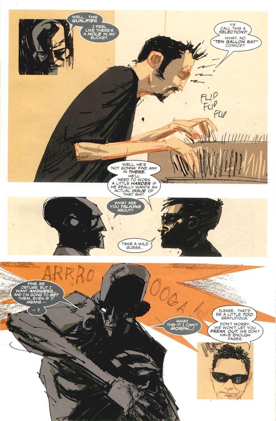 Read online Automatic Kafka comic -  Issue #9 - 4
