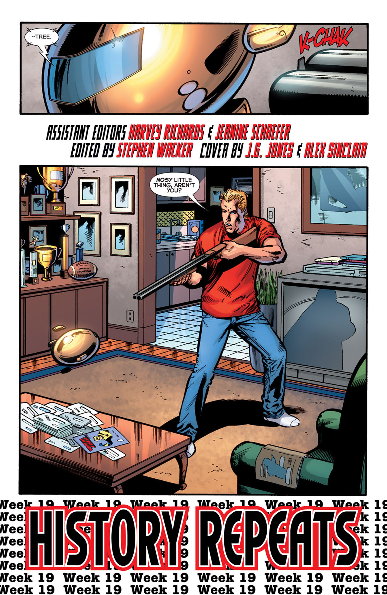 Read online 52 comic -  Issue #19 - 4