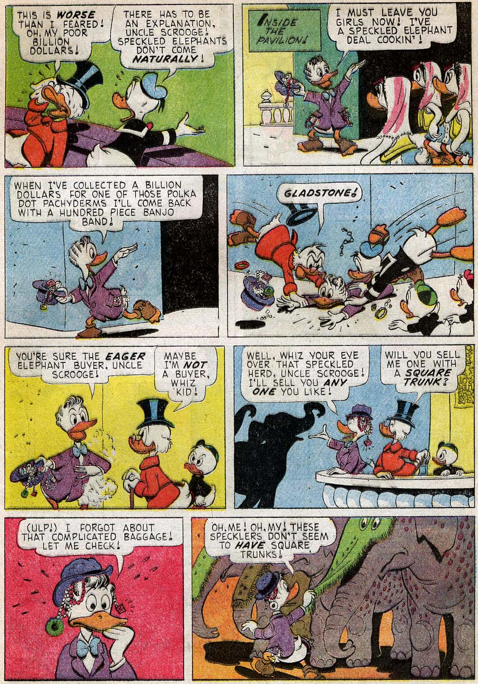 Read online Uncle Scrooge (1953) comic -  Issue #54 - 12
