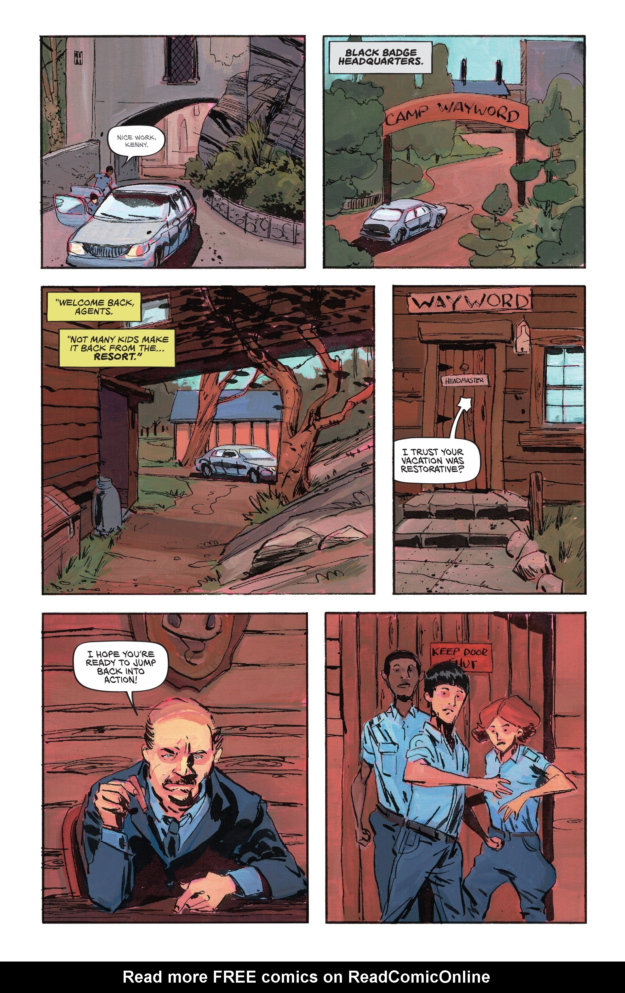 Black Badge issue 10 - Page 18