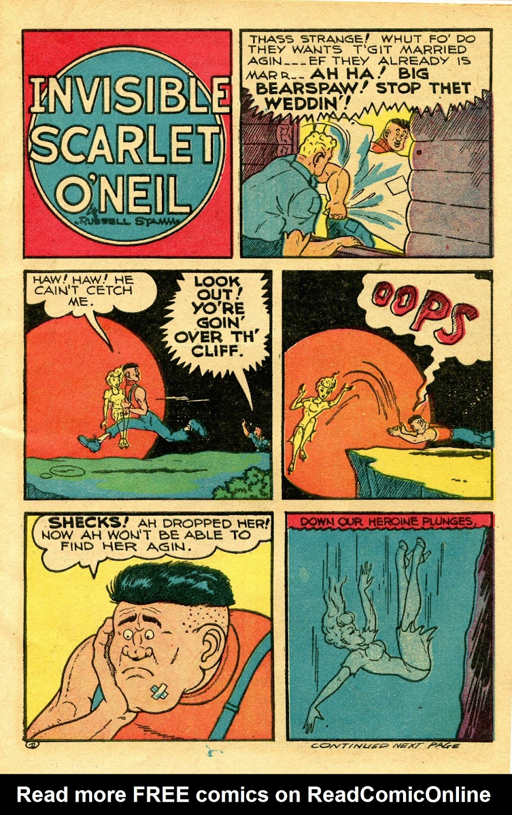 Read online Famous Funnies comic -  Issue #130 - 13