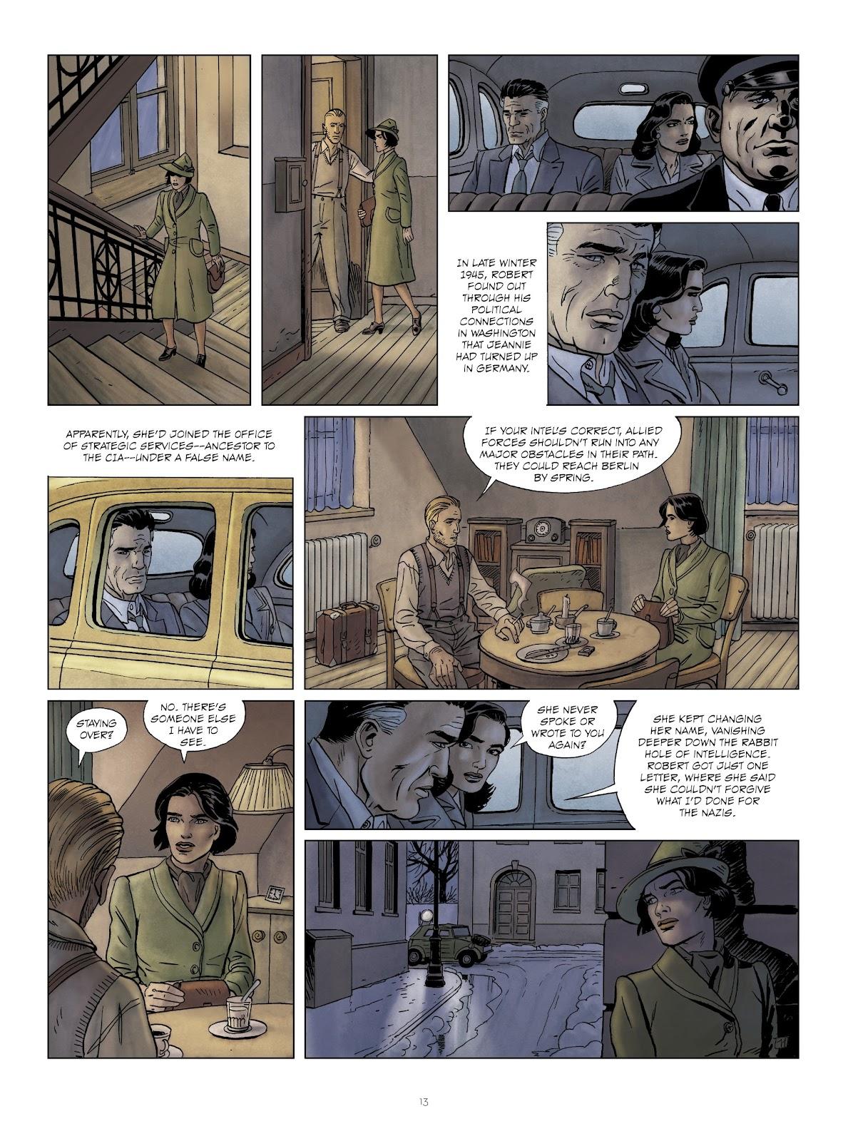 Read online Sherman comic -  Issue #6 - 13