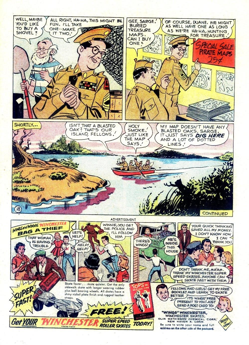 Sergeant Bilko issue 9 - Page 22