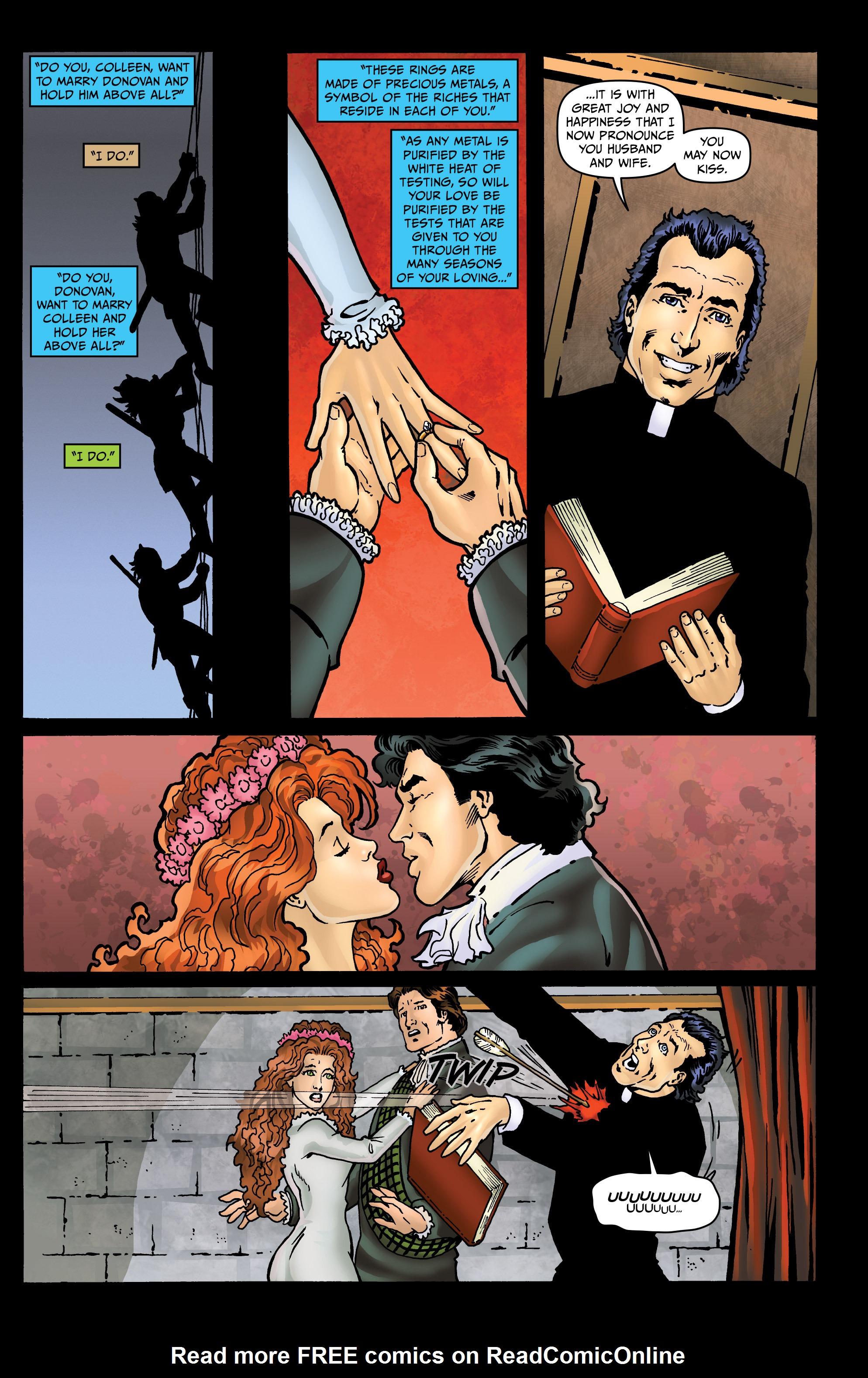 Read online Belladonna: Origins comic -  Issue #5 - 14