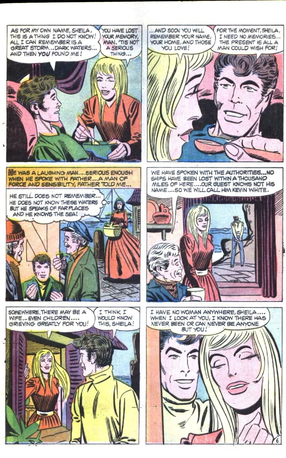 Haunted Love (1973) issue 5 - Page 9