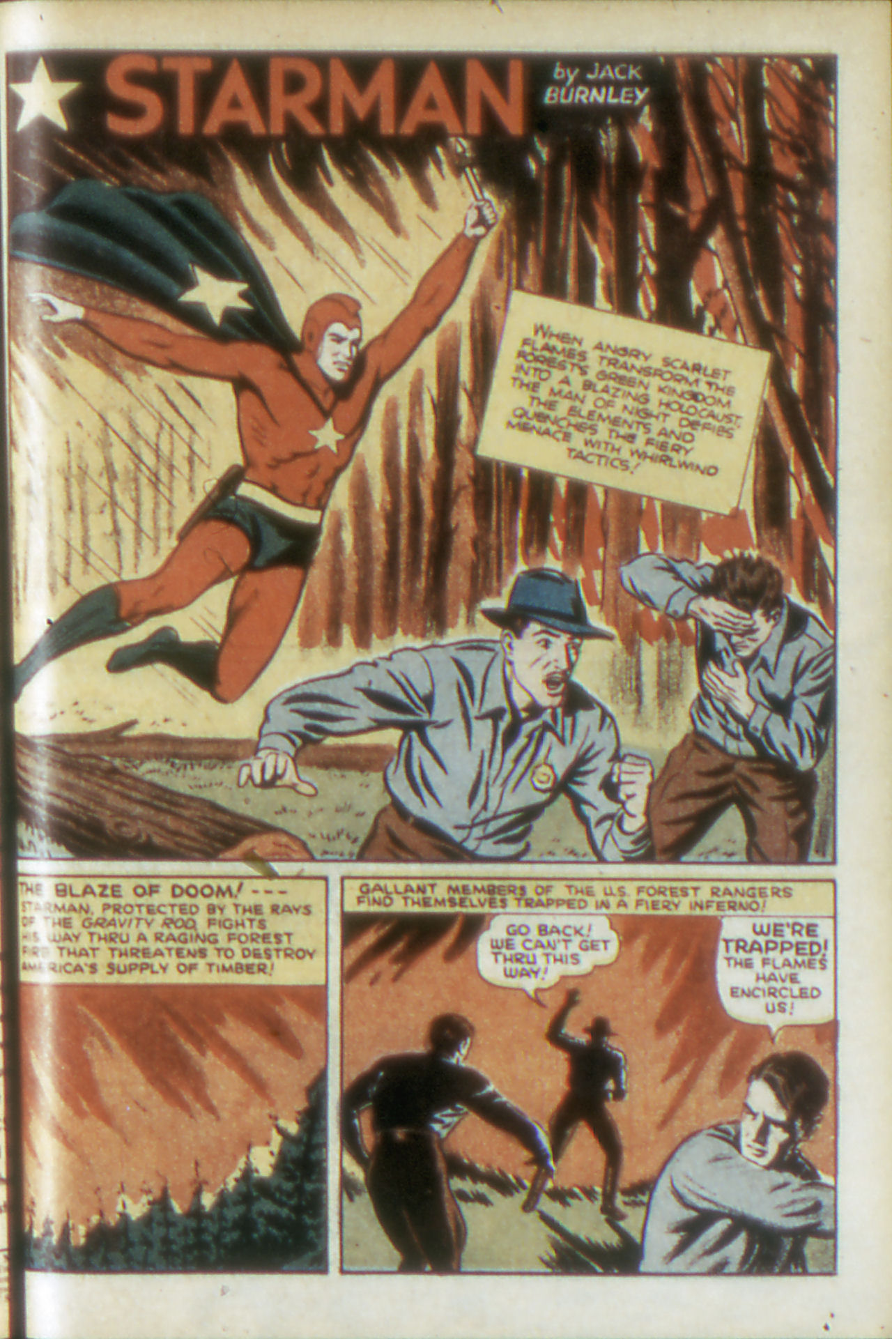 Read online Adventure Comics (1938) comic -  Issue #68 - 4