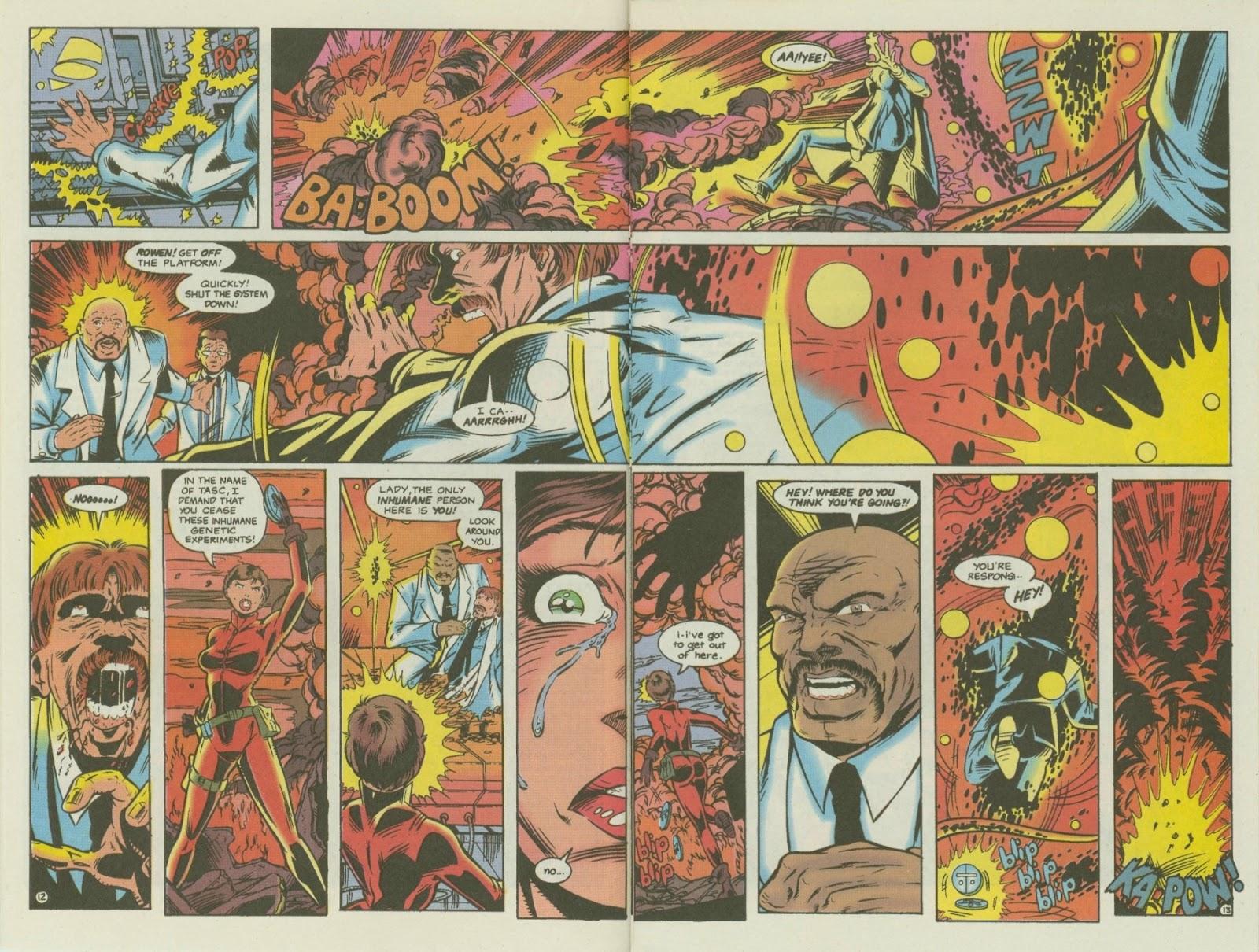 Ex-Mutants Issue #8 #8 - English 16