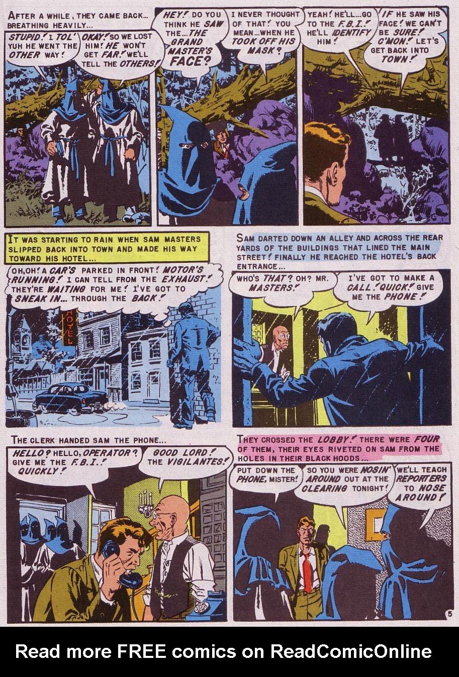 Read online Shock SuspenStories comic -  Issue #6 - 14