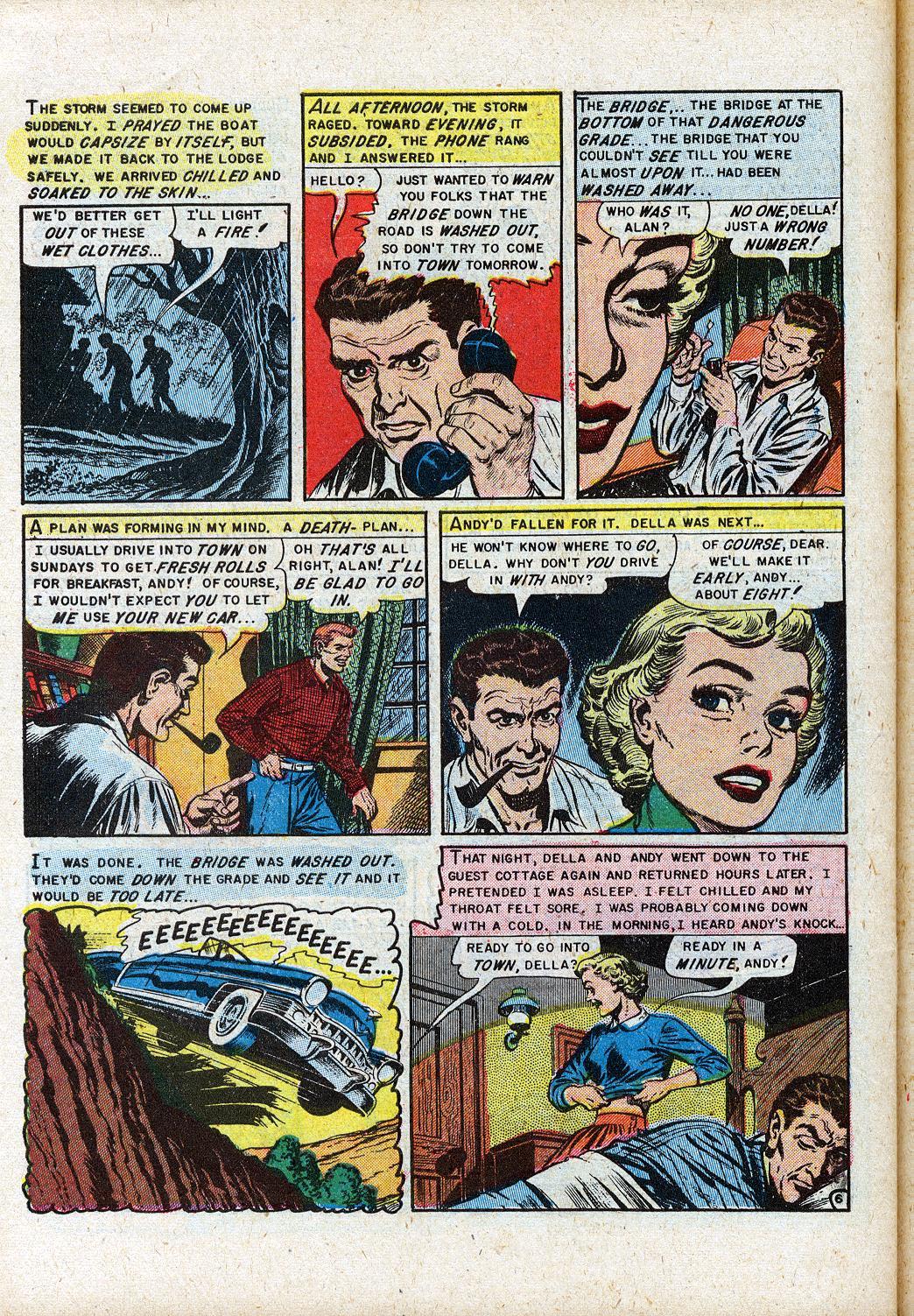 Read online Shock SuspenStories comic -  Issue #11 - 32