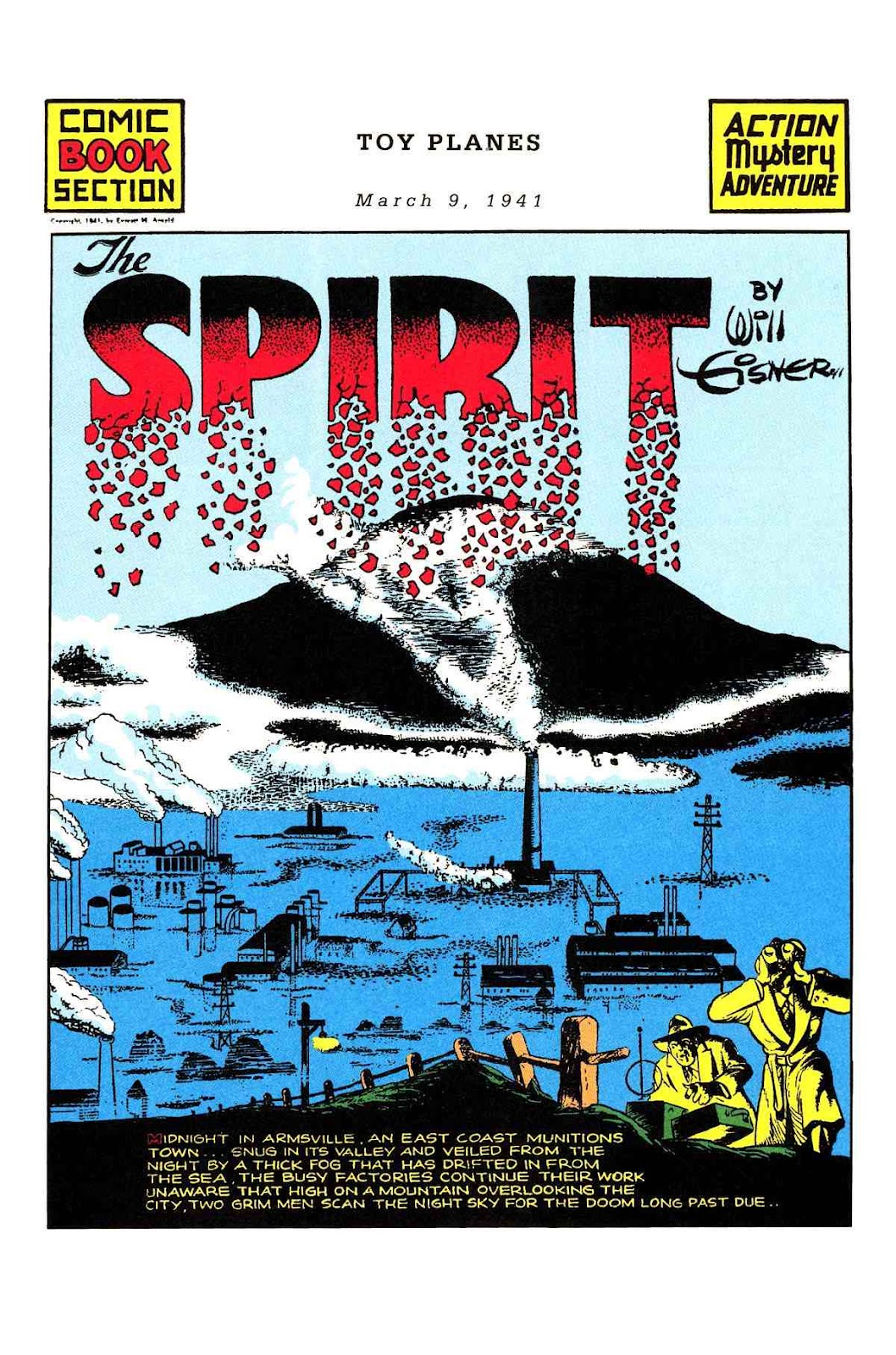 Read online Will Eisner's The Spirit Archives comic -  Issue # TPB 2 (Part 1) - 73