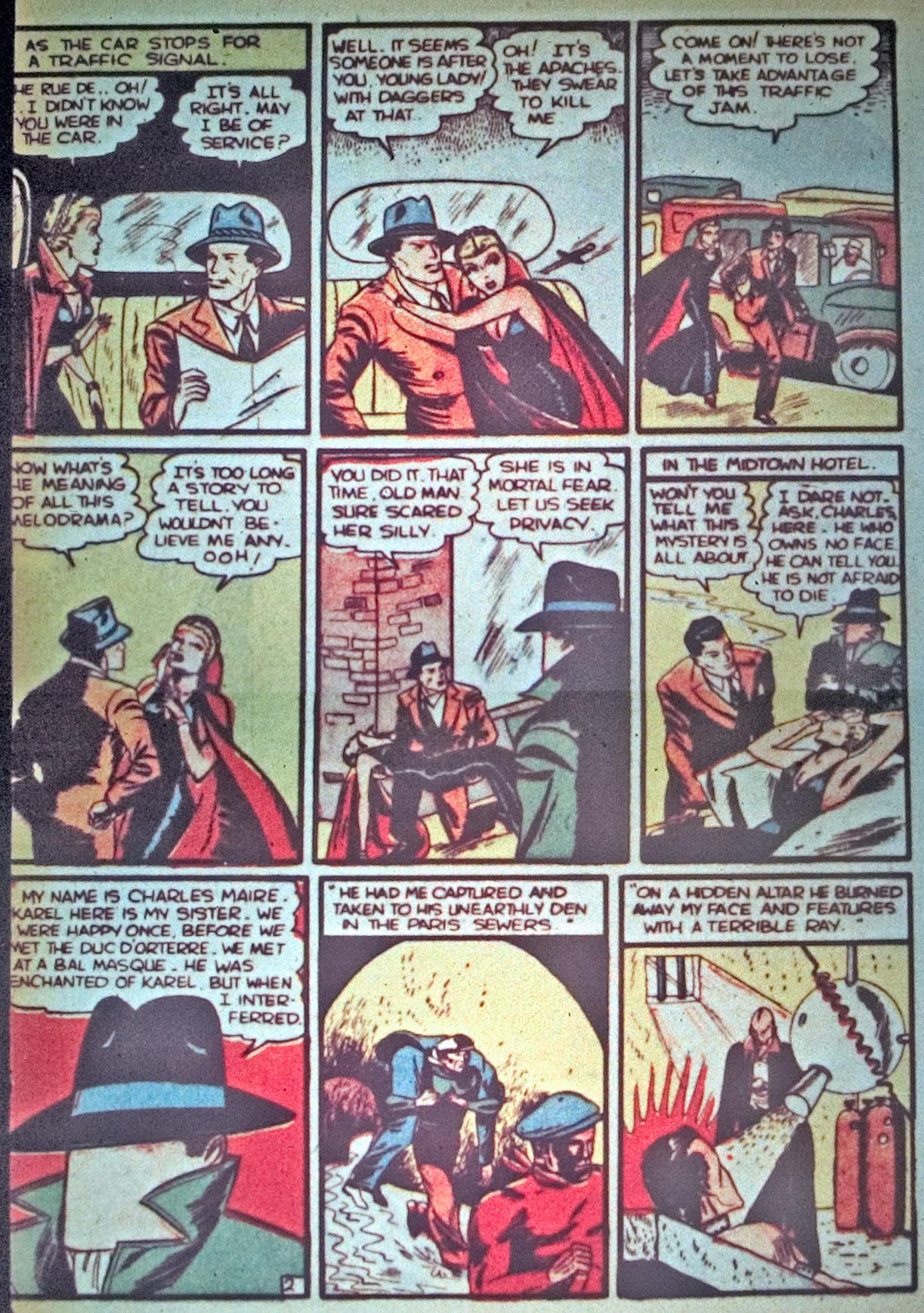 Read online Detective Comics (1937) comic -  Issue #34 - 4