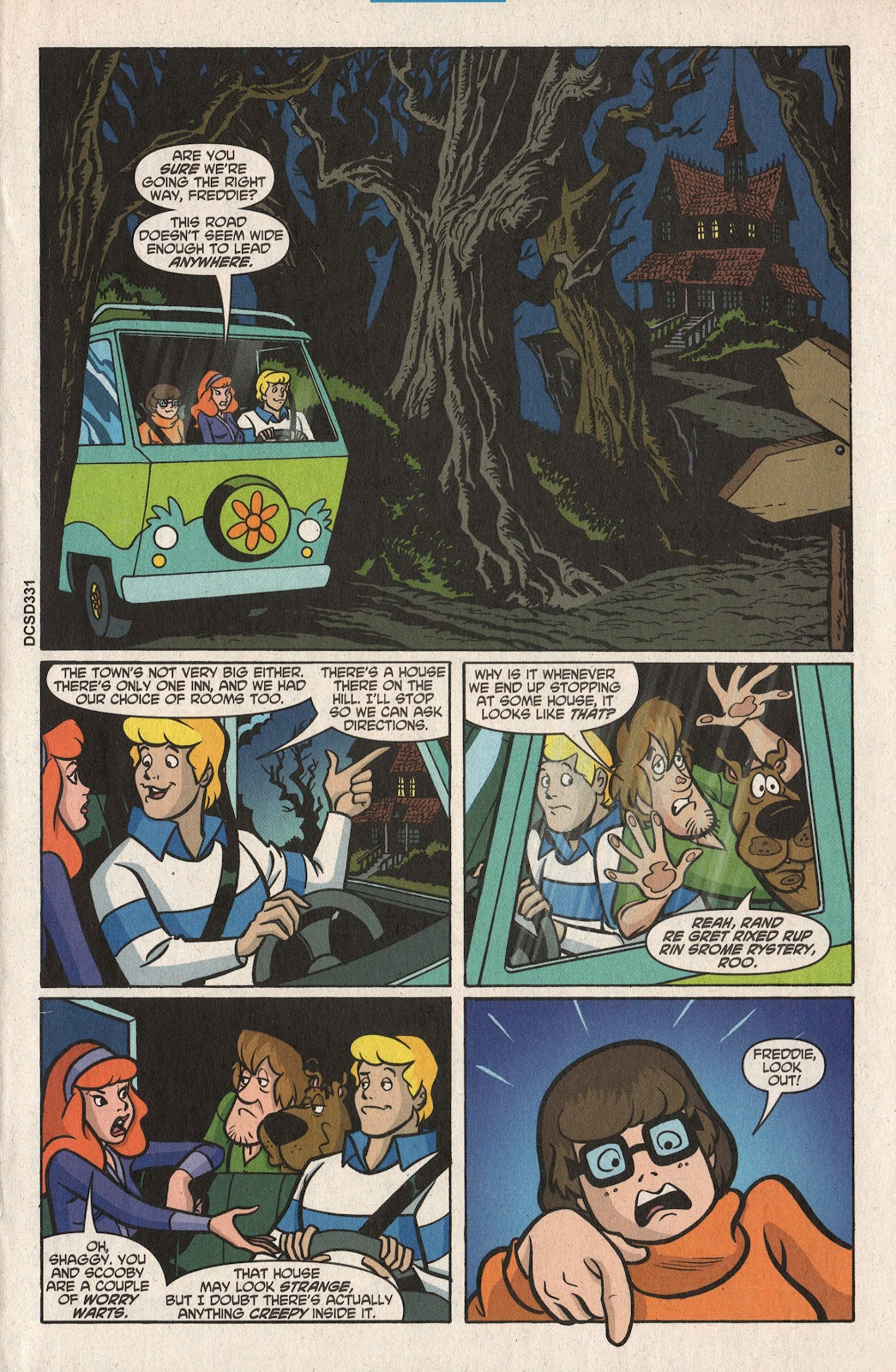 Read online Scooby-Doo (1997) comic -  Issue #101 - 3