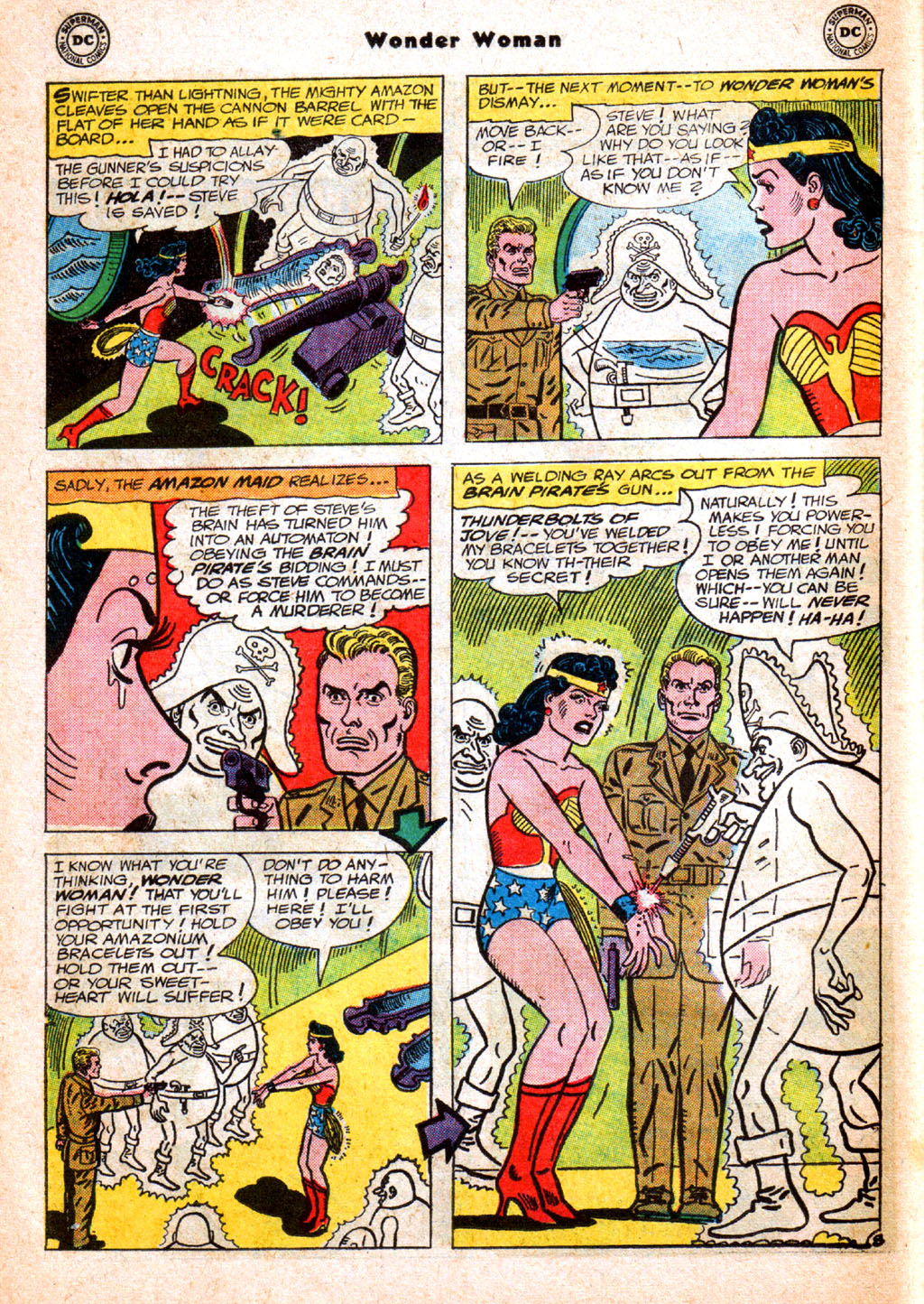 Read online Wonder Woman (1942) comic -  Issue #156 - 14