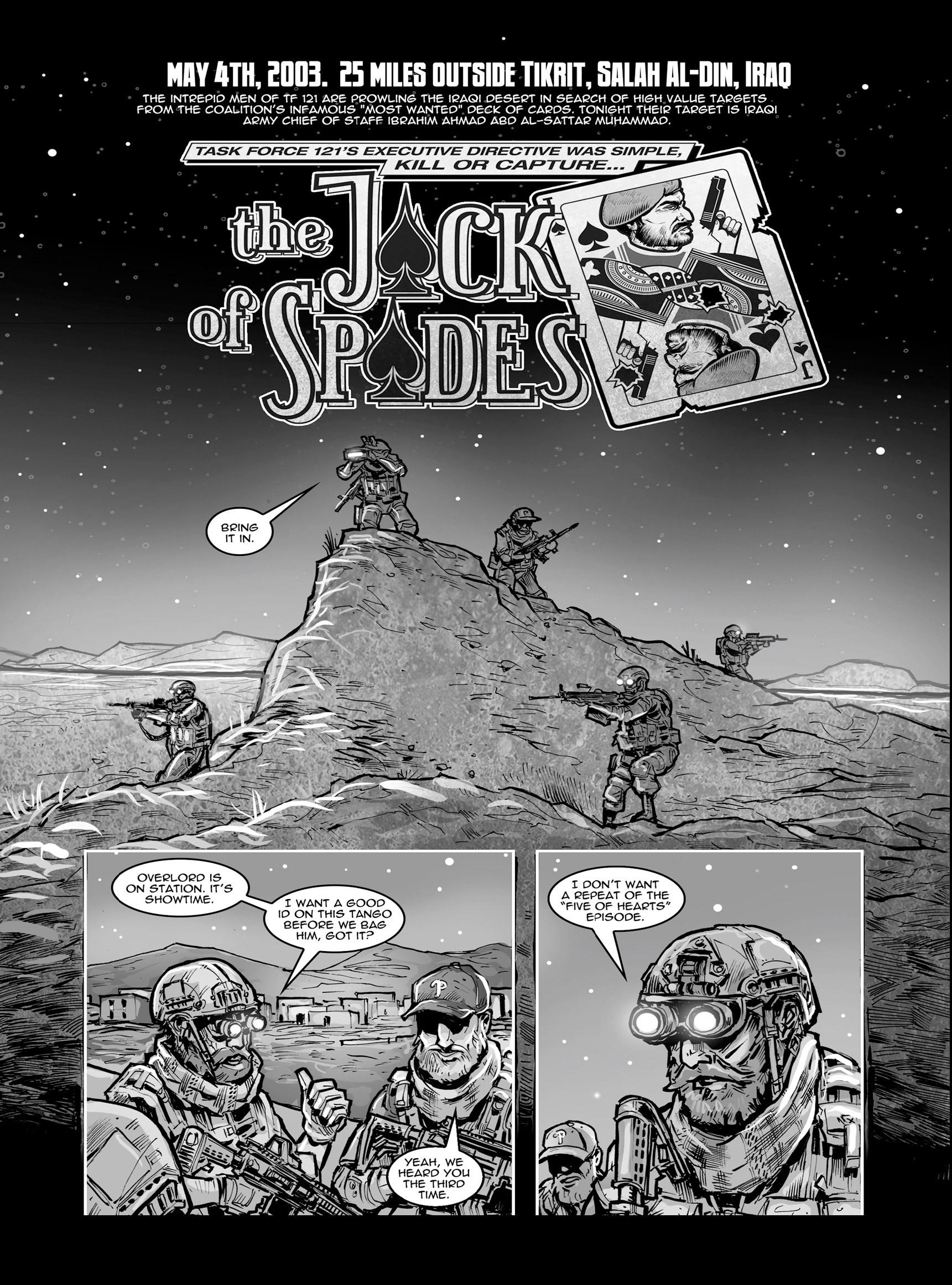 Read online FUBAR comic -  Issue #3 - 368