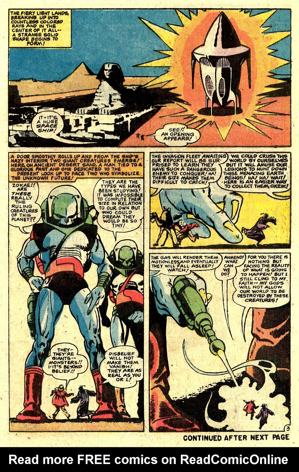 Journey Into Mystery (1972) issue 14 - Page 5
