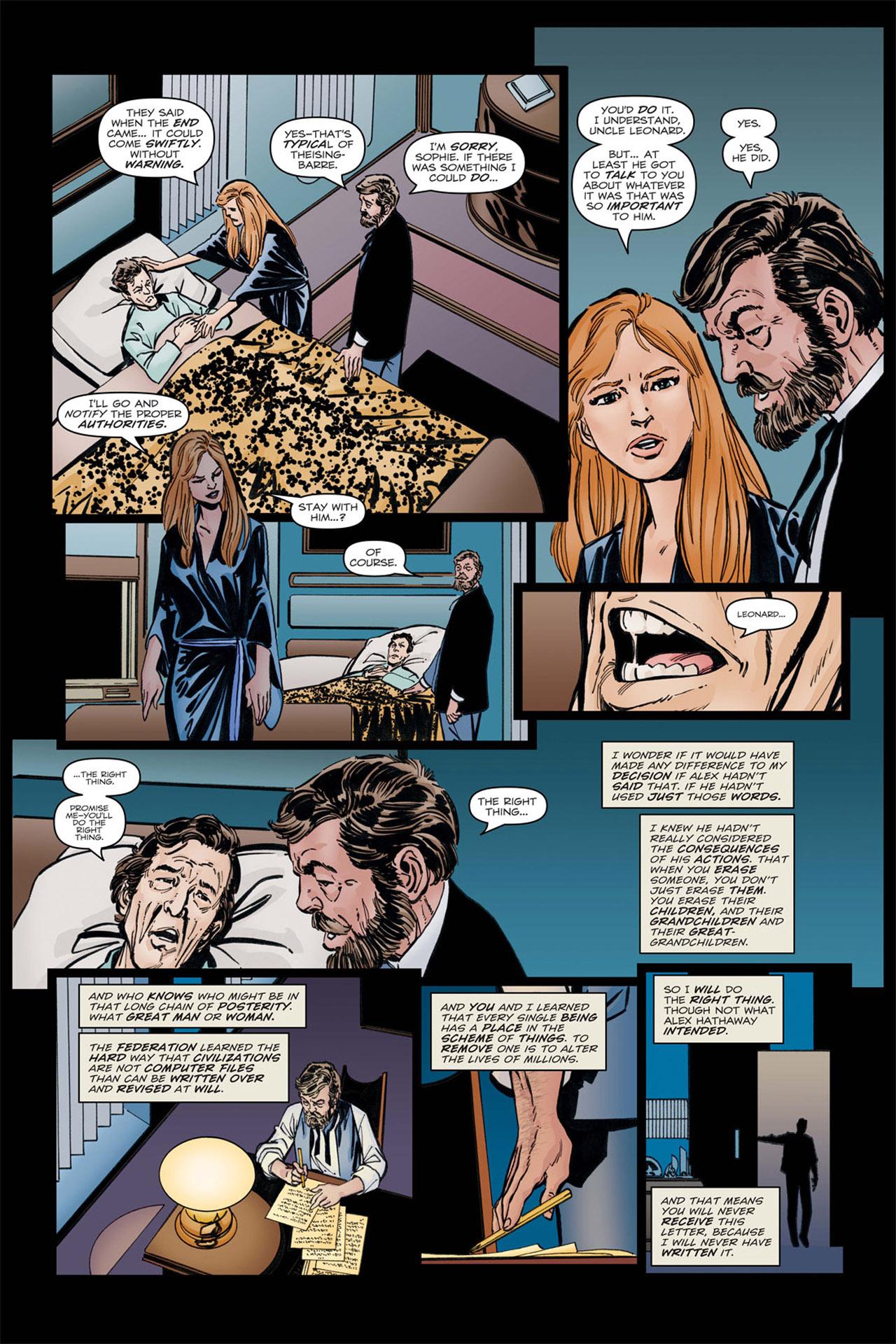 Read online Star Trek: Leonard McCoy, Frontier Doctor comic -  Issue #4 - 25