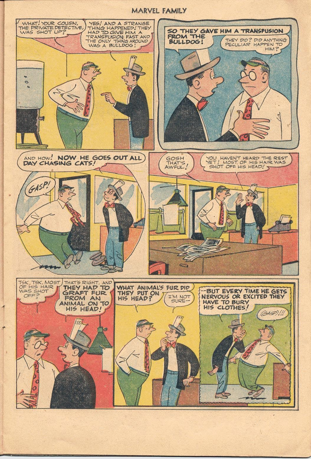 The Marvel Family issue 74 - Page 15
