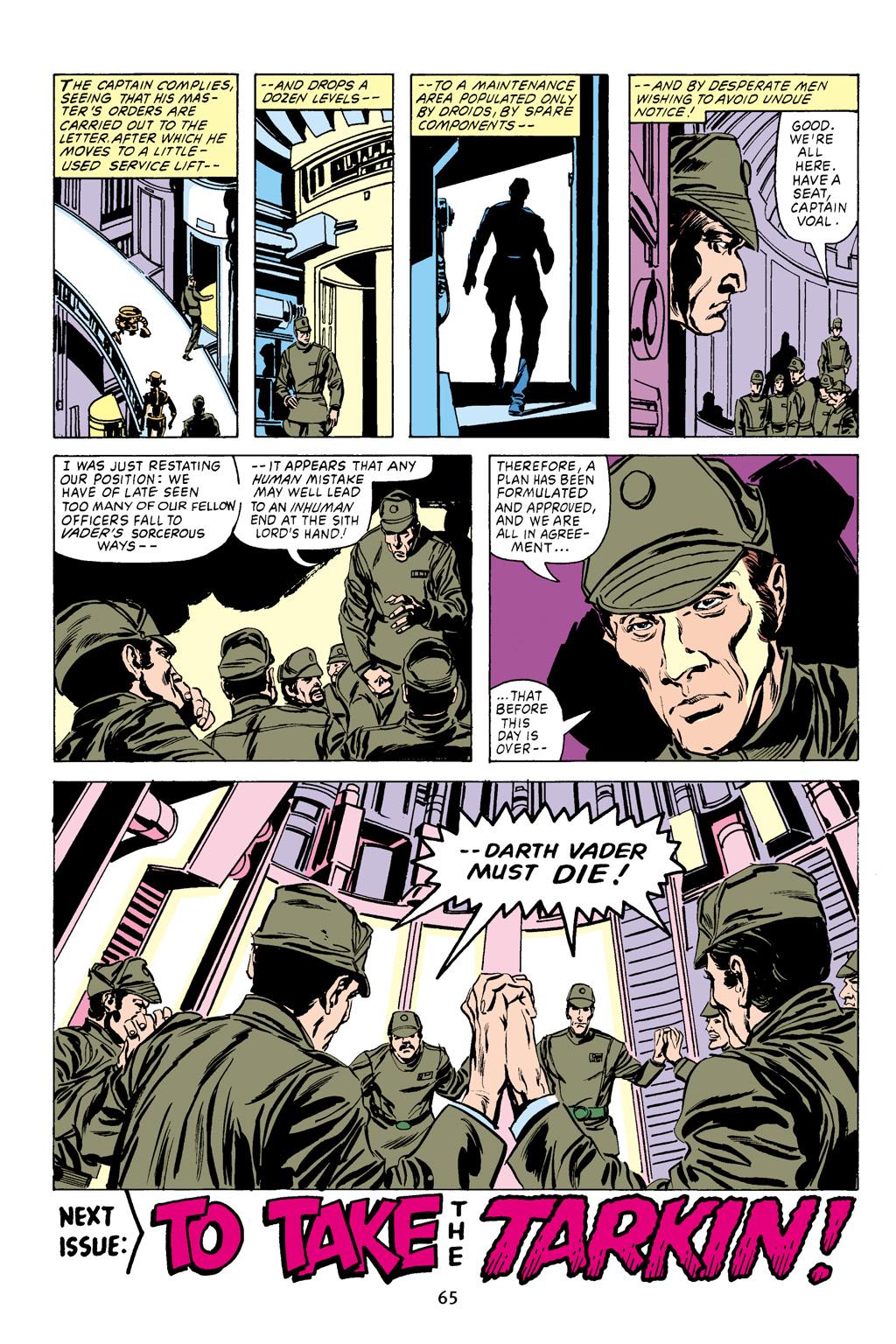 Read online Star Wars Omnibus comic -  Issue # Vol. 16 - 66