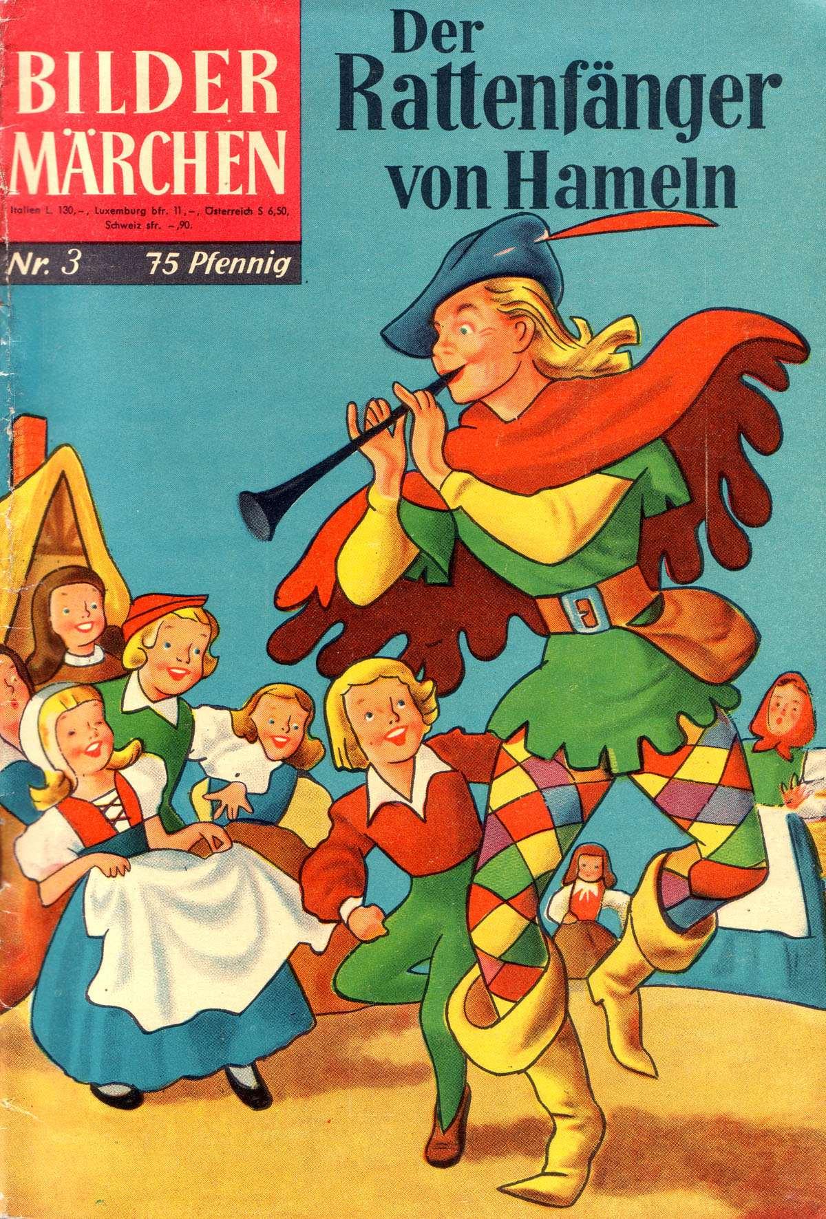 Classics Illustrated Junior 504 Page 1