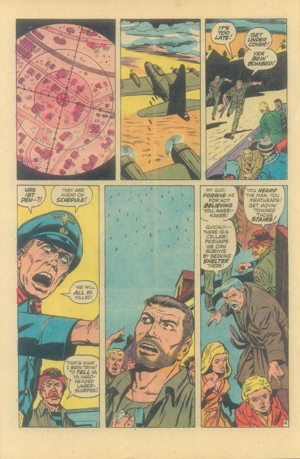 Read online Sgt. Fury comic -  Issue #94 - 20