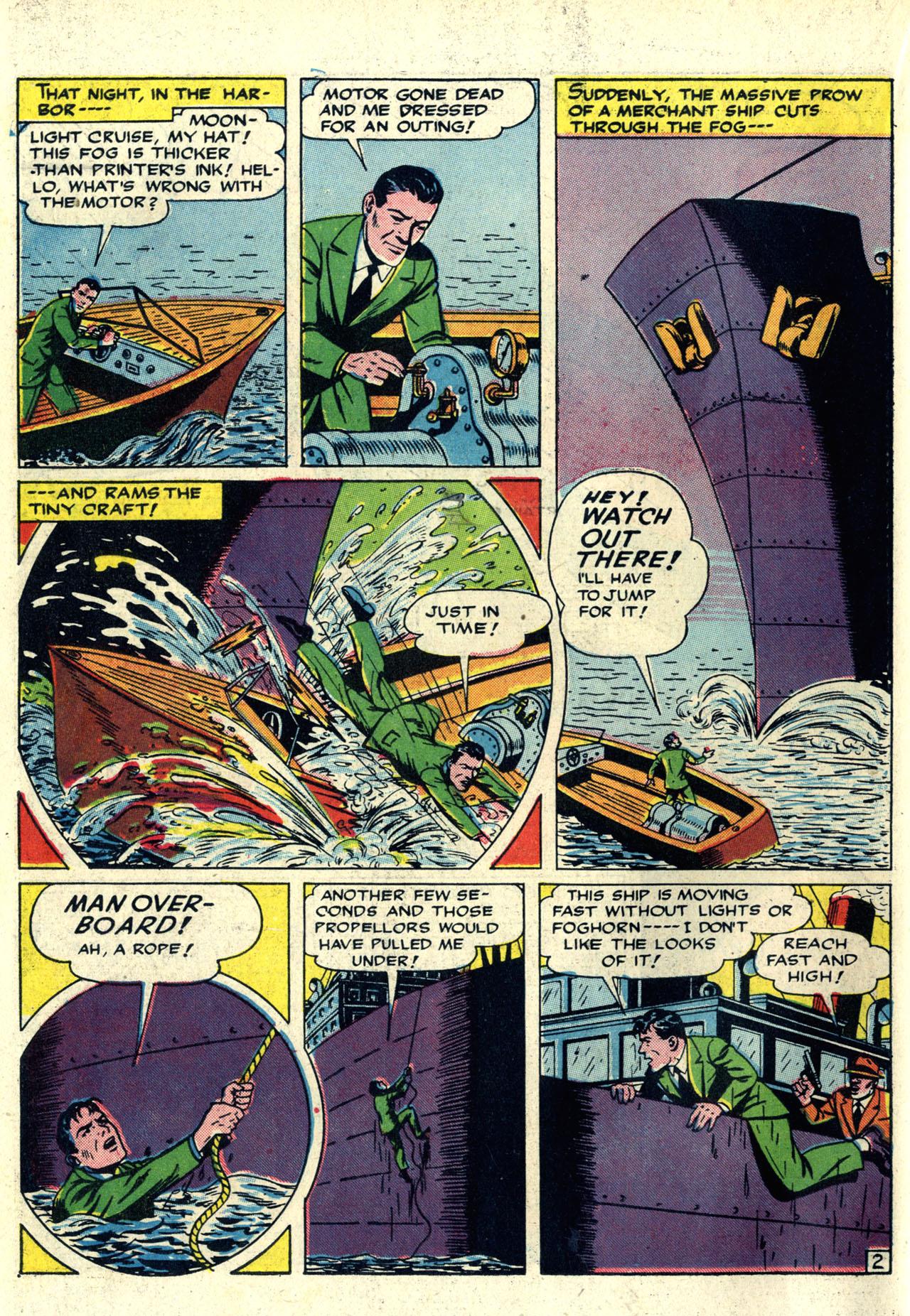 Read online Detective Comics (1937) comic -  Issue #76 - 38