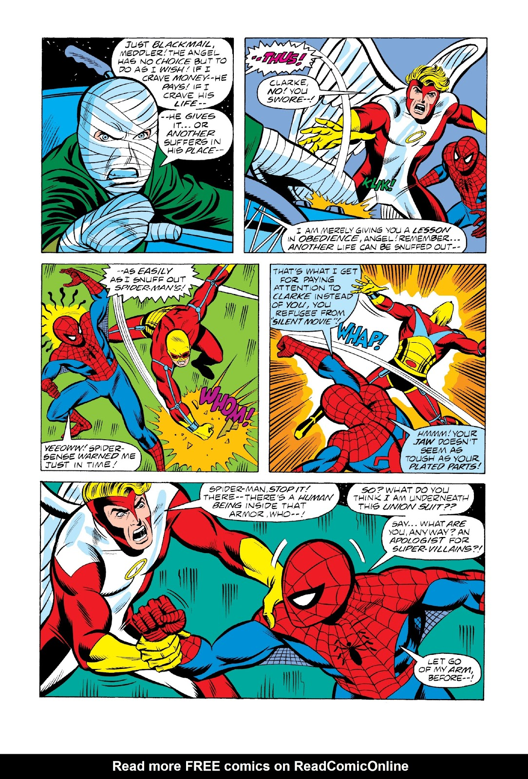Read online Marvel Masterworks: The Spectacular Spider-Man comic -  Issue # TPB 2 (Part 1) - 40