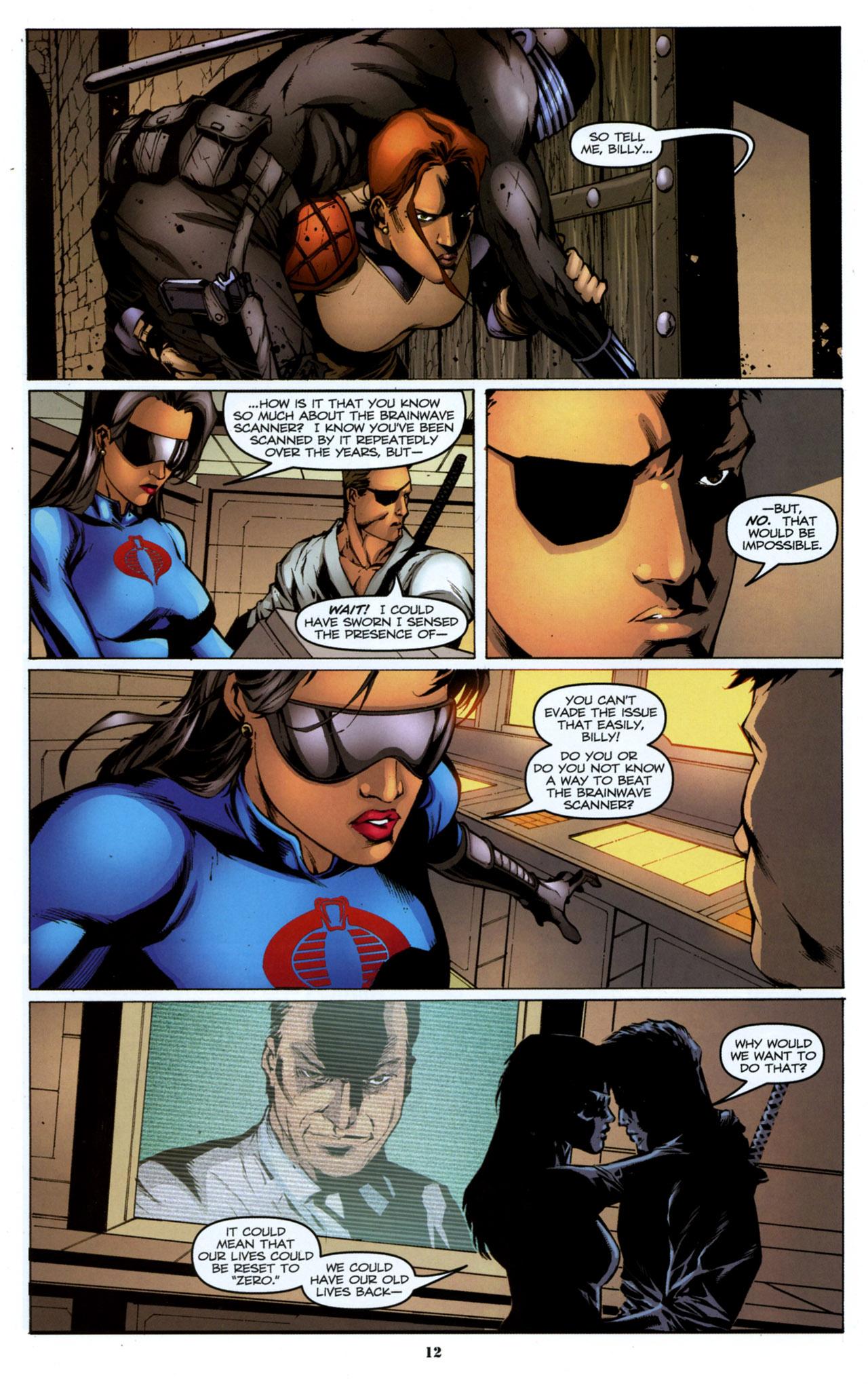 G.I. Joe: A Real American Hero 158 Page 13