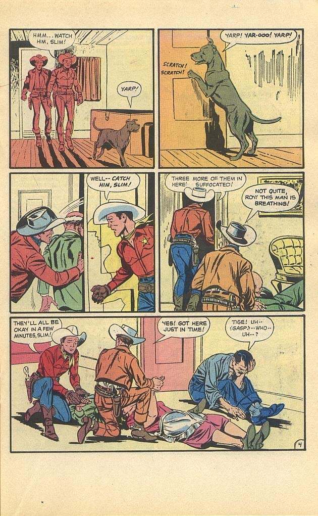 Read online Roy Rogers comic -  Issue #4 - 23