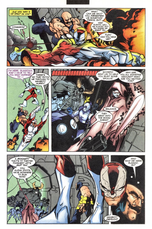 Read online Alpha Flight (1997) comic -  Issue #12 - 22