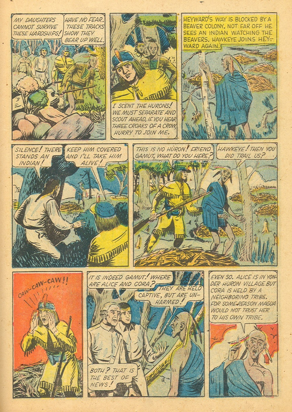 Classics Illustrated issue 4 - Page 39