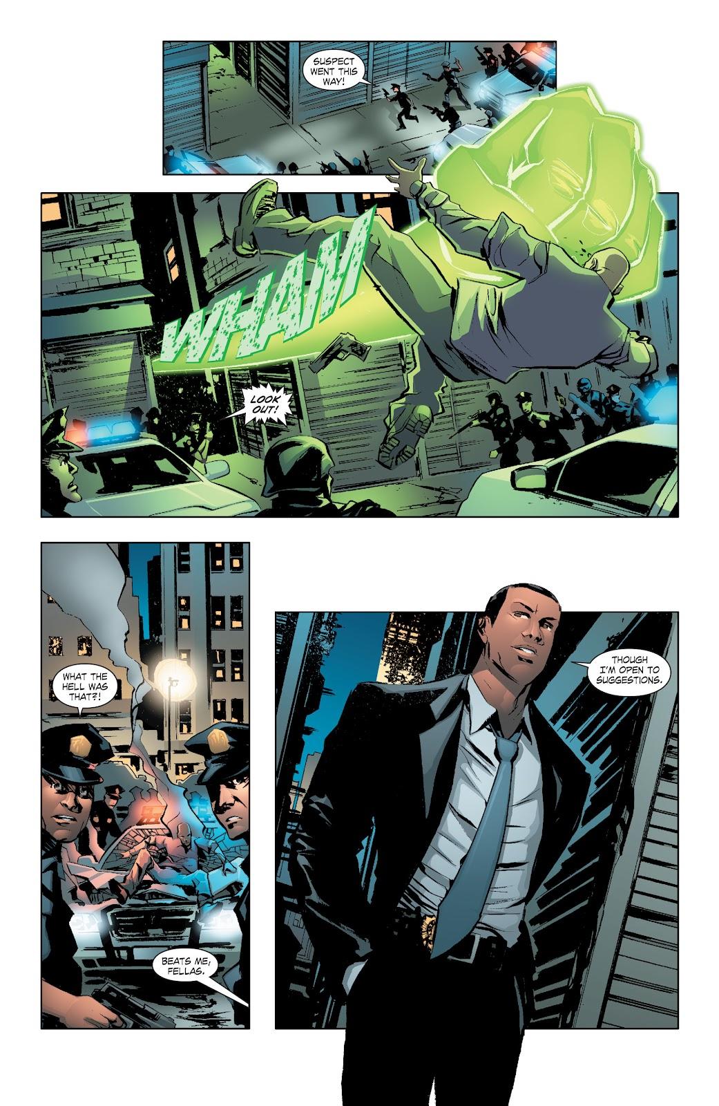 Read online Smallville Season 11 [II] comic -  Issue # TPB 7 - 18
